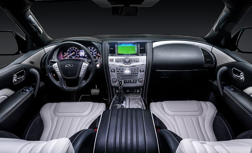 2019 Infiniti QX60 Limited - Slide 21