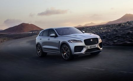 2019 Jaguar F-Pace SVR: The Full-Bore Jag SUV Has Arrived – Official Photos and Info