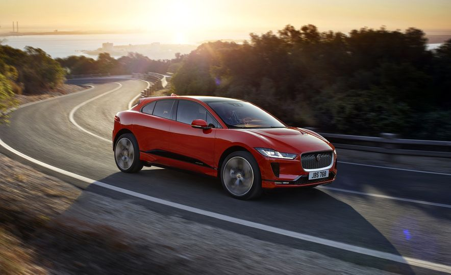 2019 Jaguar I-Pace - Slide 1
