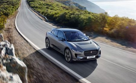 2019 Jaguar I-Pace EV Starts at $70,495; First Edition Costs $86,895