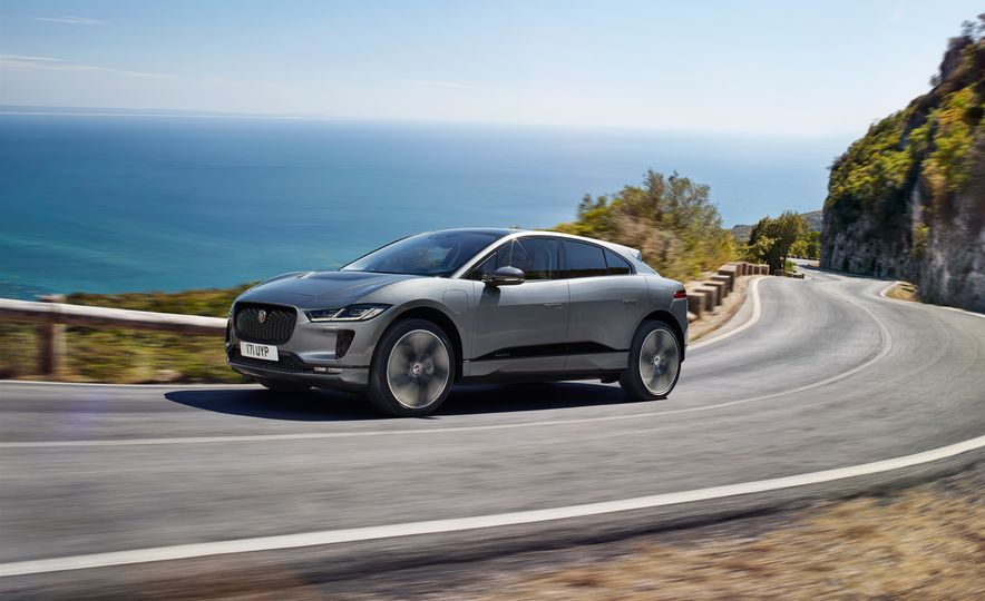 2019 Jaguar I-Pace - Slide 16