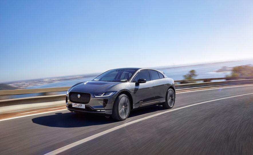 2019 Jaguar I-Pace - Slide 22