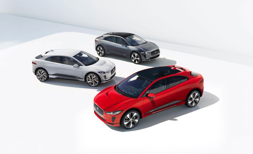 2019 Jaguar I-Pace - Slide 31