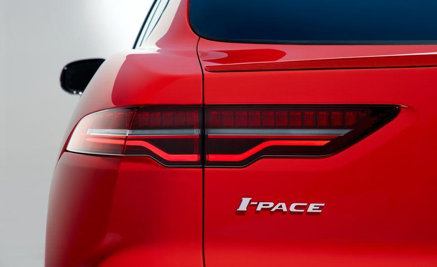 2019 Jaguar I-Pace - Slide 36