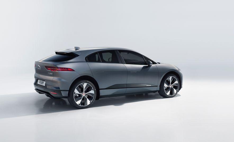 2019 Jaguar I-Pace - Slide 53