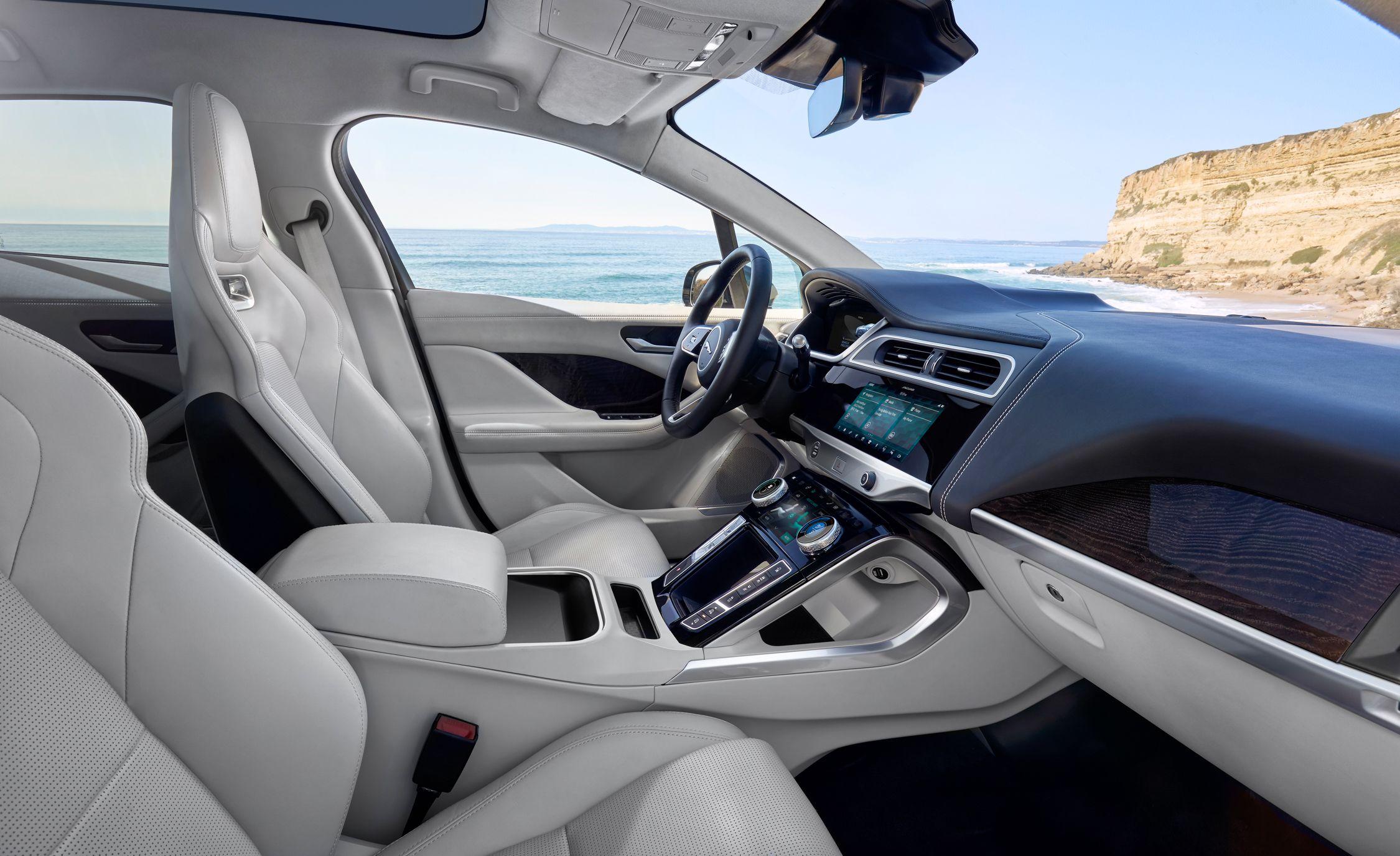 2019 Jaguar I Pace Reviews Price Photos And Specs Car Driver