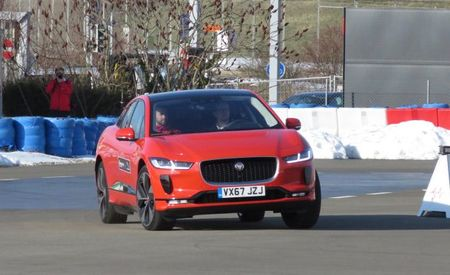 Preview Drive: 2019 Jaguar I-Pace EV Keeps It Simple