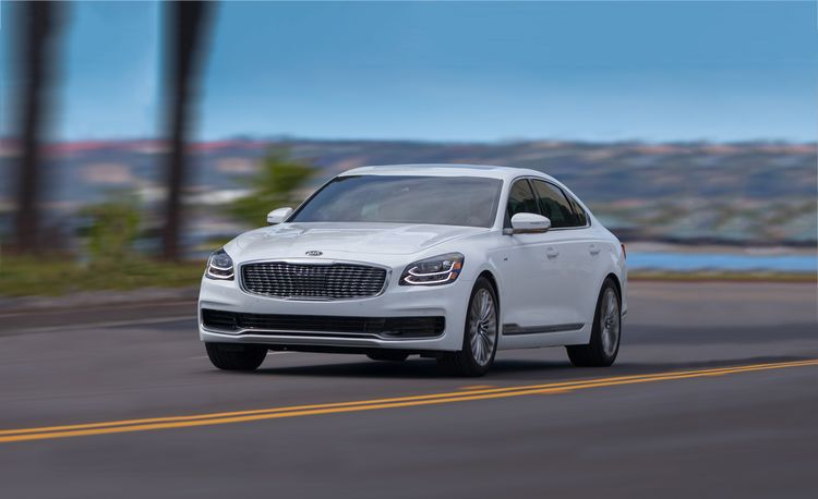 2019 Kia K900: Full-Size Flagship Revealed – Official Photos and Info