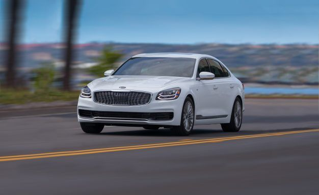 2019 Kia K900: Aiming for Luxury after a Big Miss