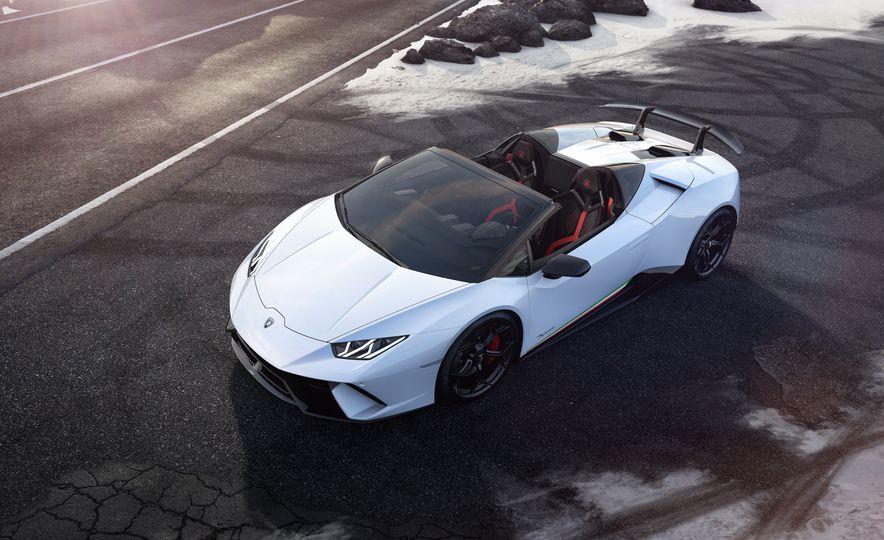 2019 Lamborghini Huracan Performante Spyder - Slide 20