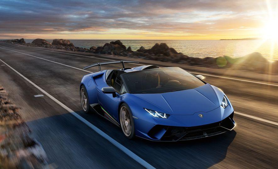 2019 Lamborghini Huracan Performante Spyder - Slide 22