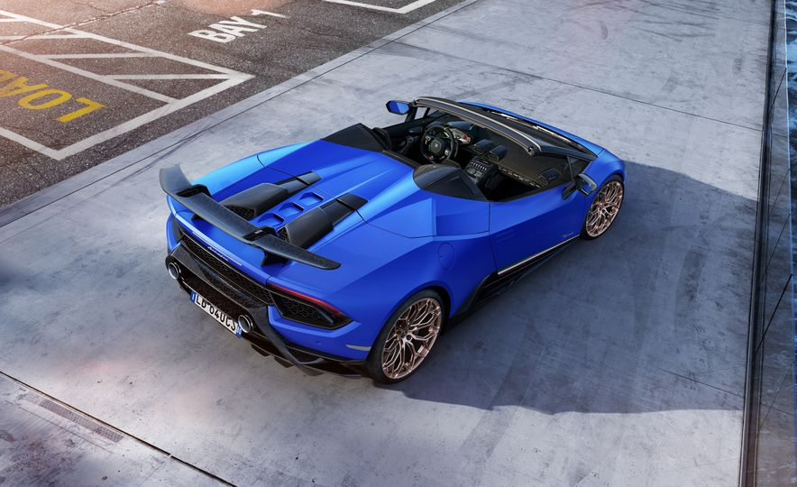 2019 Lamborghini Huracan Performante Spyder - Slide 24