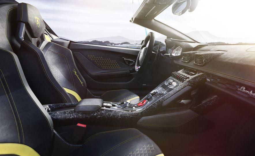 2019 Lamborghini Huracan Performante Spyder - Slide 25
