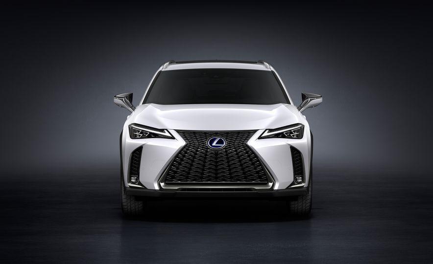 2019 Lexus UX - Slide 7