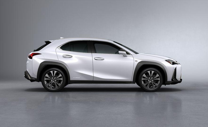 2019 Lexus UX - Slide 9
