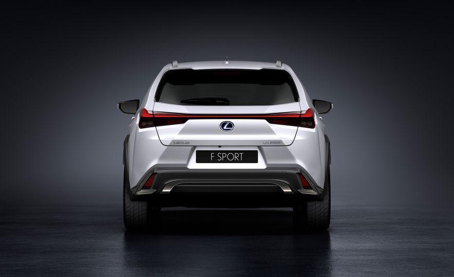 2019 Lexus UX - Slide 11