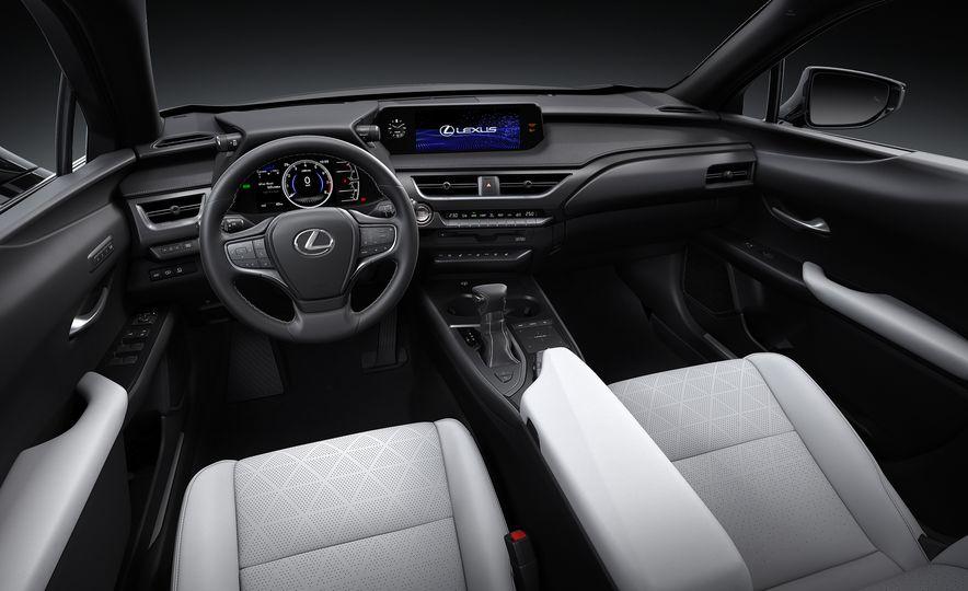 2019 Lexus UX - Slide 55