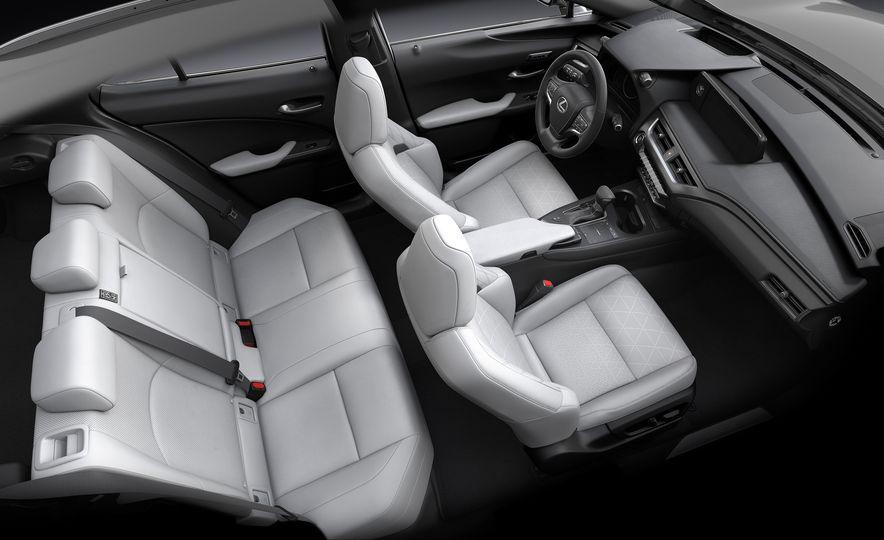 2019 Lexus UX - Slide 72