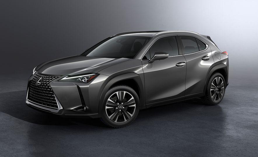 2019 Lexus UX - Slide 60