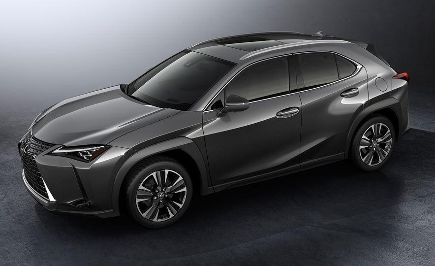 2019 Lexus UX - Slide 61