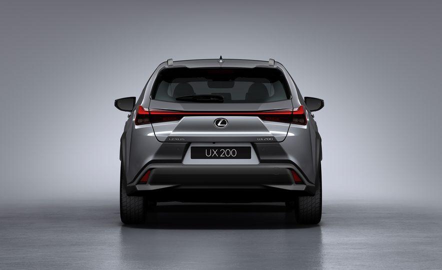 2019 Lexus UX - Slide 64