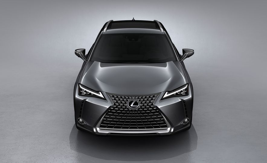 2019 Lexus UX - Slide 66