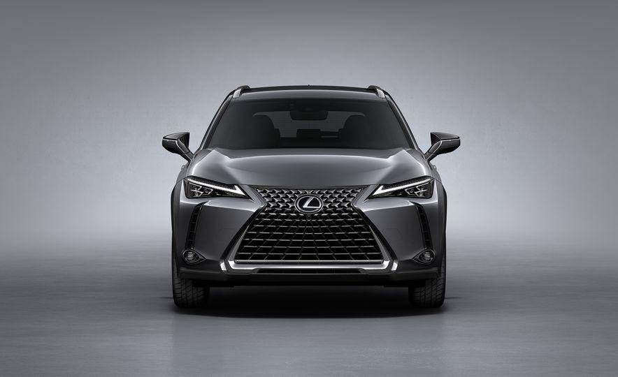 2019 Lexus UX - Slide 67
