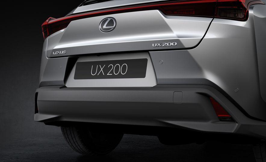 2019 Lexus UX - Slide 70