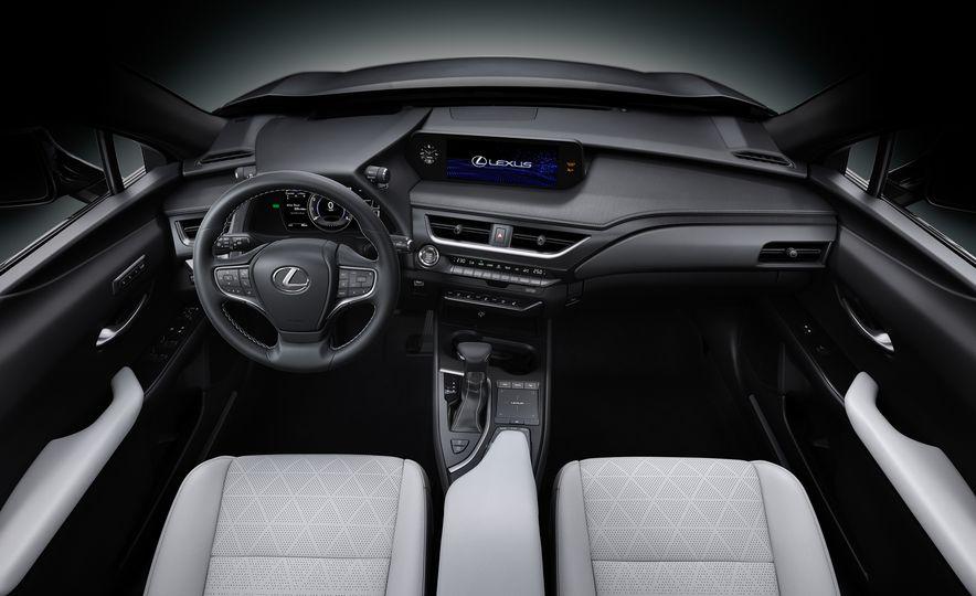 2019 Lexus UX - Slide 73