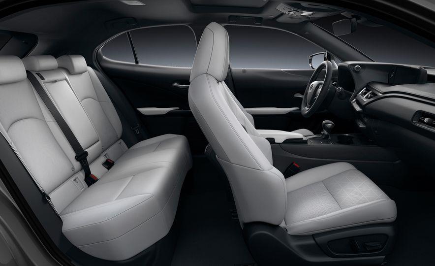 2019 Lexus UX - Slide 78