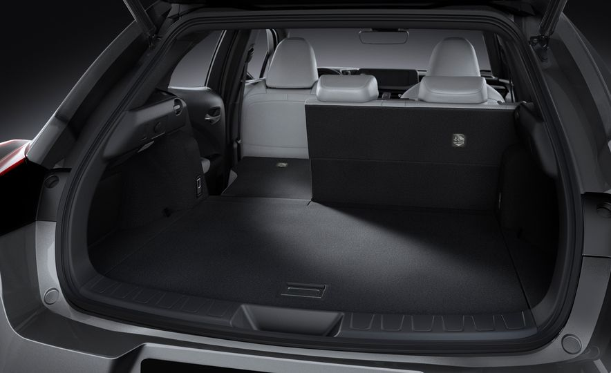 2019 Lexus UX - Slide 80