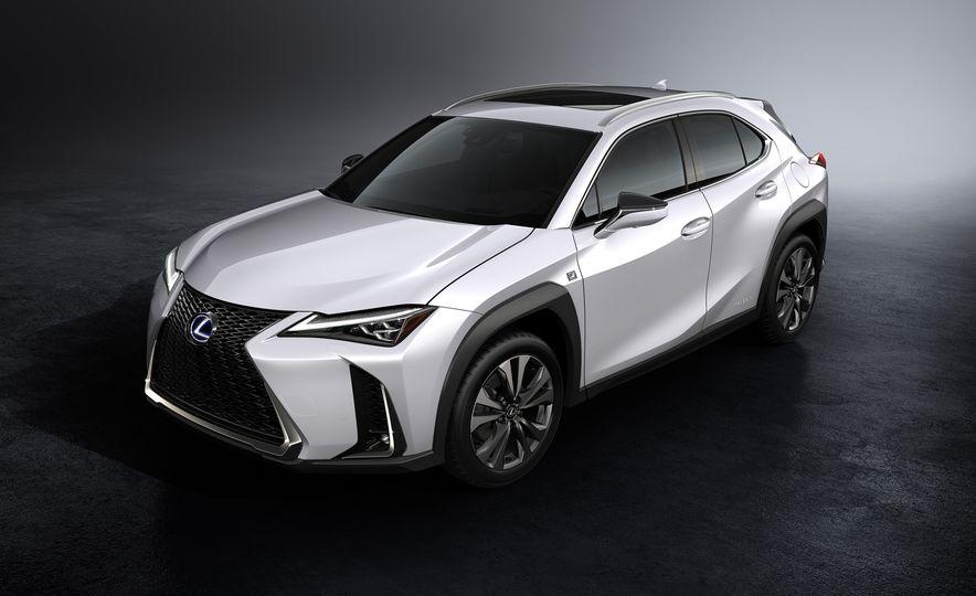 2019 Lexus UX - Slide 30