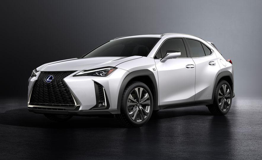 2019 Lexus UX - Slide 31