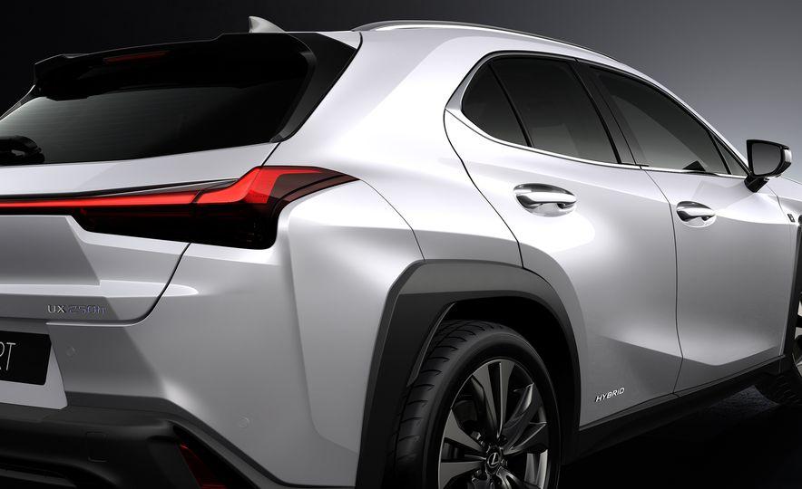 2019 Lexus UX - Slide 37