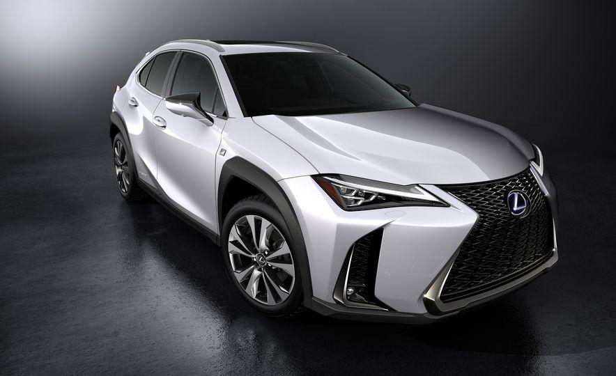2019 Lexus UX - Slide 38