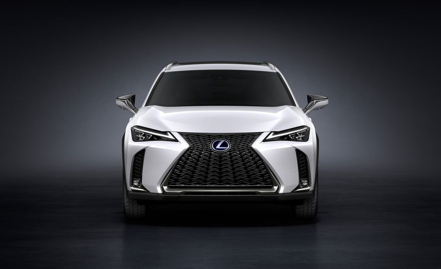 2019 Lexus UX - Slide 40