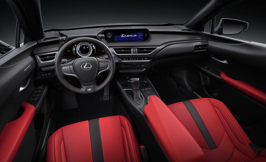2019 Lexus UX - Slide 46