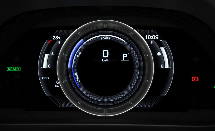 2019 Lexus UX - Slide 49