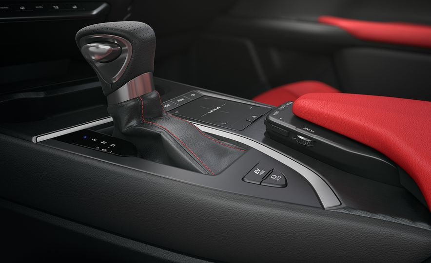 2019 Lexus UX - Slide 50