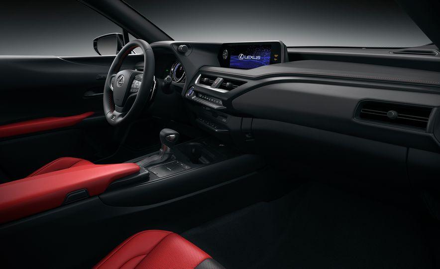 2019 Lexus UX - Slide 51