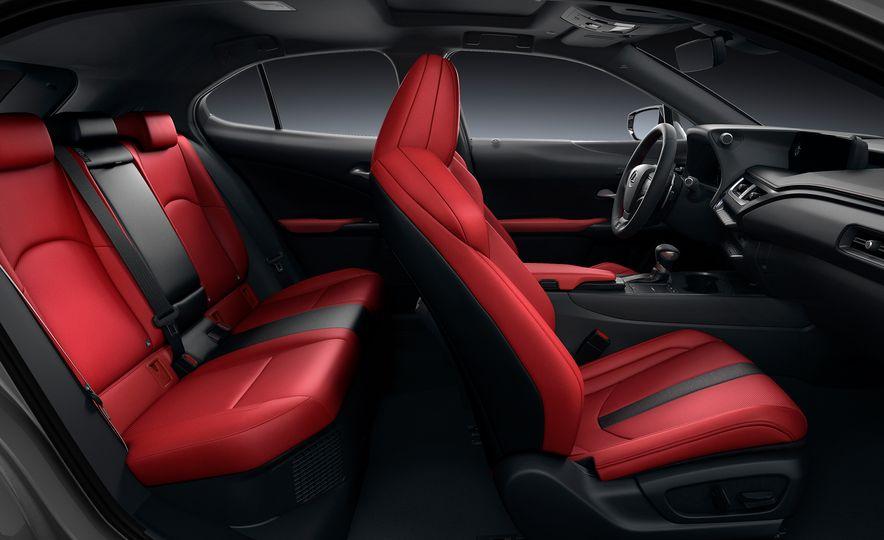 2019 Lexus UX - Slide 52