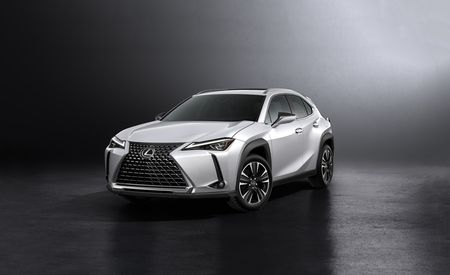 2019 Lexus UX: A Tiny Crossover with Outsize Styling – Official Photos and Info