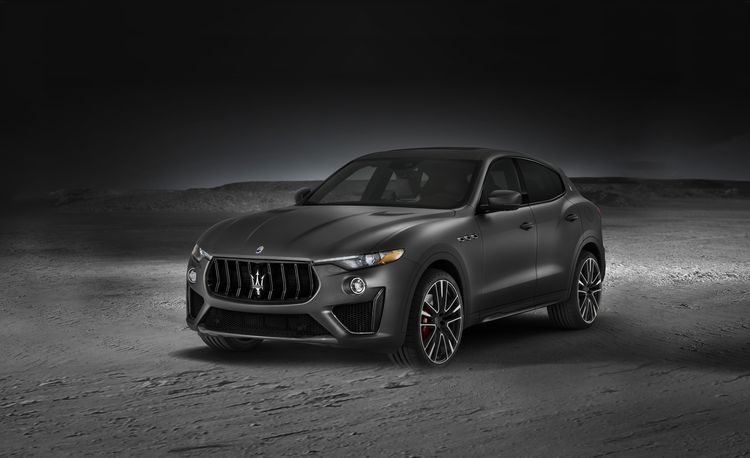 2019 Maserati Levante Trofeo: The Ferrari of SUVs . . . For Now – Official Photos and Info