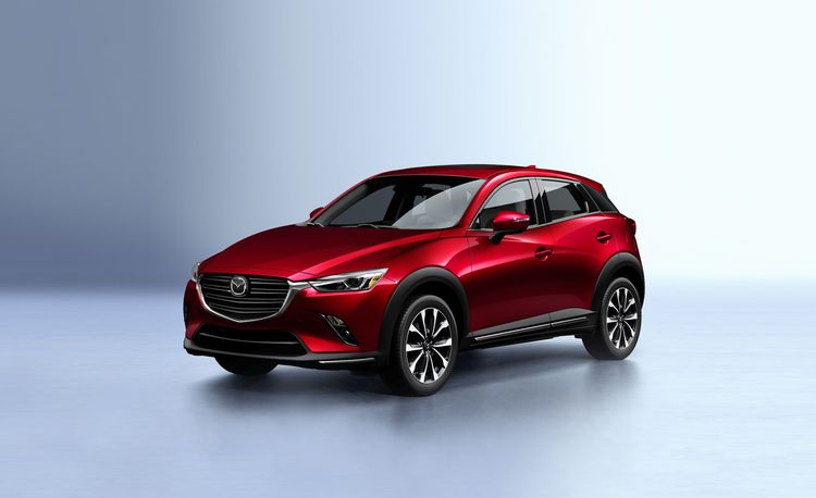 2019 Mazda CX-3: Adding Class – Official Photos and Info