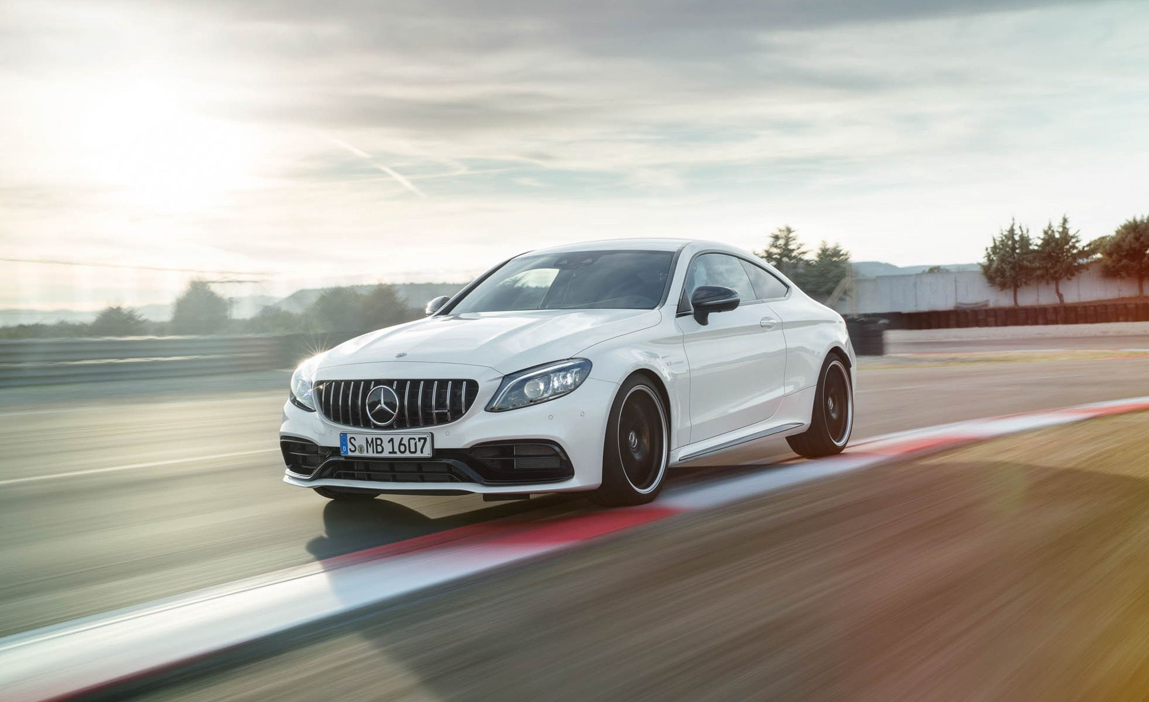 2019 Mercedes Amg C63 Reviews Mercedes Amg C63 Price Photos And