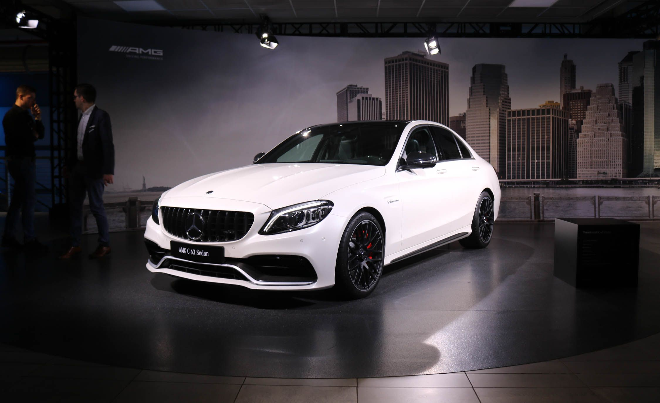 Mercedes Amg C63 Reviews Price Photos And Specs Car Driver