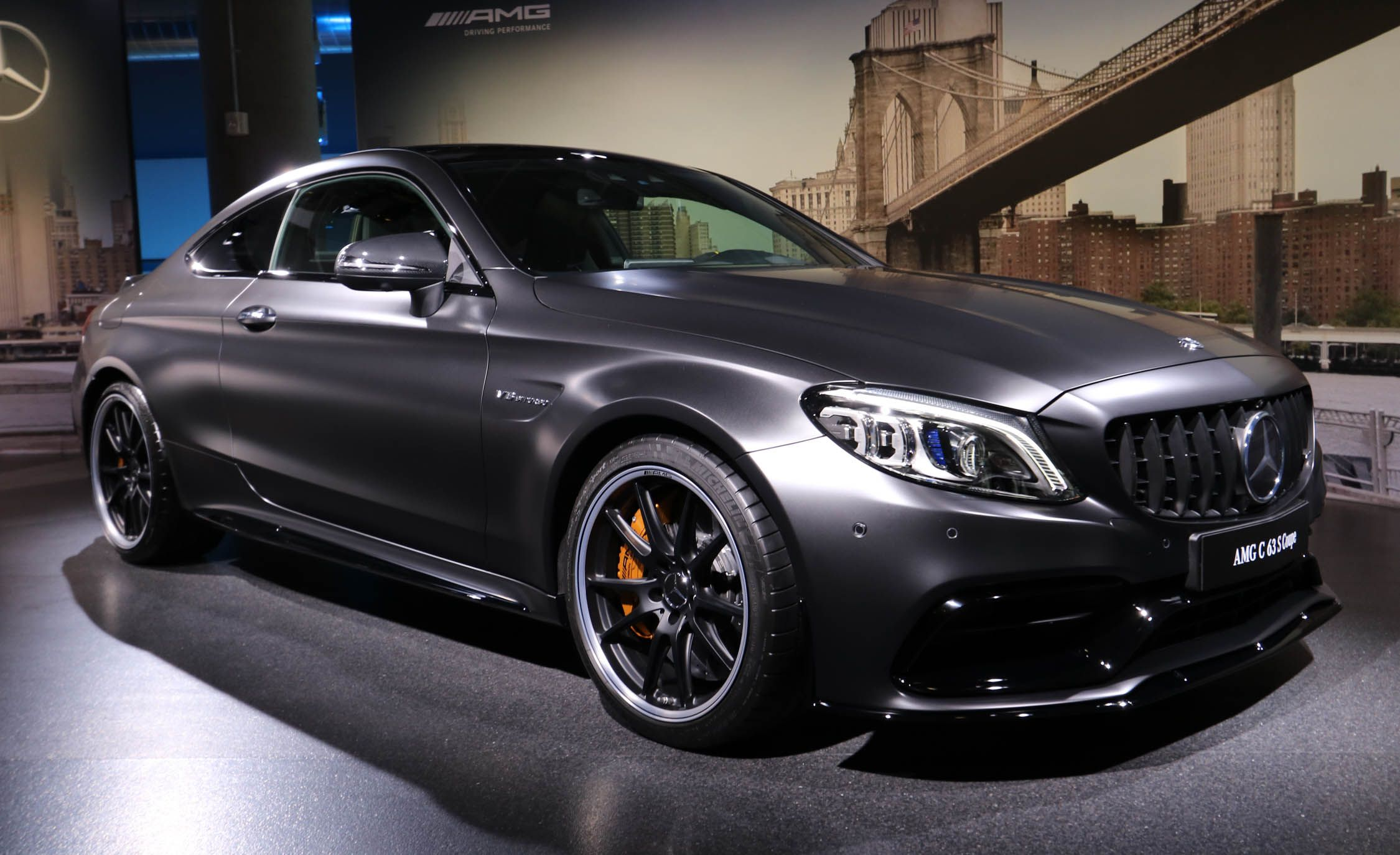 Mercedes AMG C63 Reviews