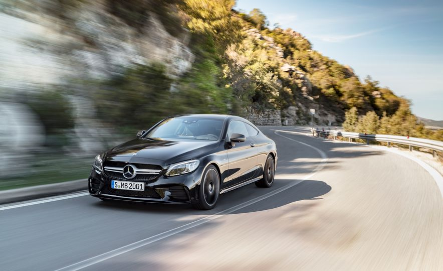 2019 Mercedes-AMG C43 coupe 4Matic - Slide 2