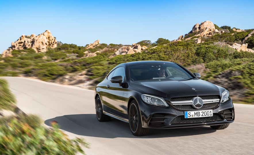2019 Mercedes-AMG C43 coupe 4Matic - Slide 3