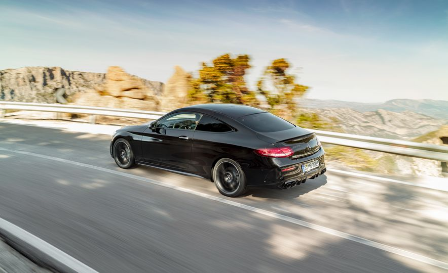 2019 Mercedes-AMG C43 coupe 4Matic - Slide 6